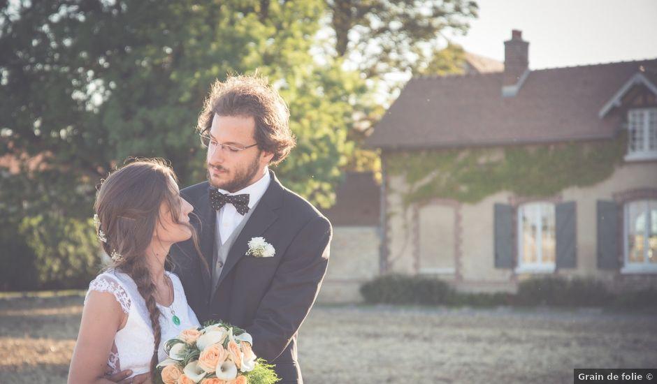 Le mariage de Charles et Marie à Trilbardou, Seine-et-Marne