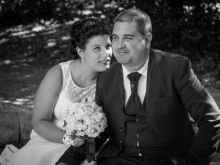 Le mariage de Jenny et Cédric