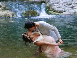 Le mariage de Priscilla  et Yann-Loup