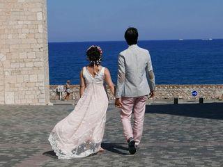 Le mariage de Priscilla  et Yann-Loup  1