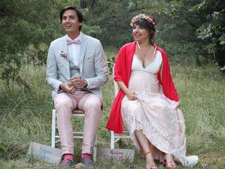 Le mariage de Priscilla  et Yann-Loup  2