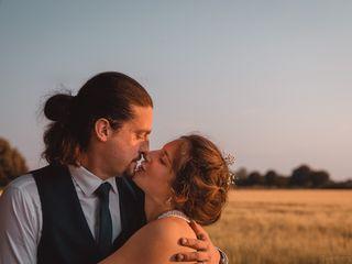 Le mariage de Mathea et Quentin