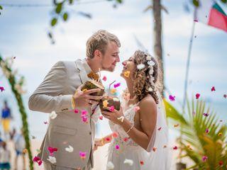 Le mariage de Galina et Aurelien