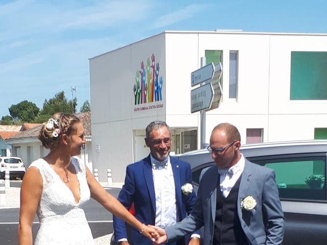 Le mariage de Laurent  et Julie à Lanton, Gironde 2