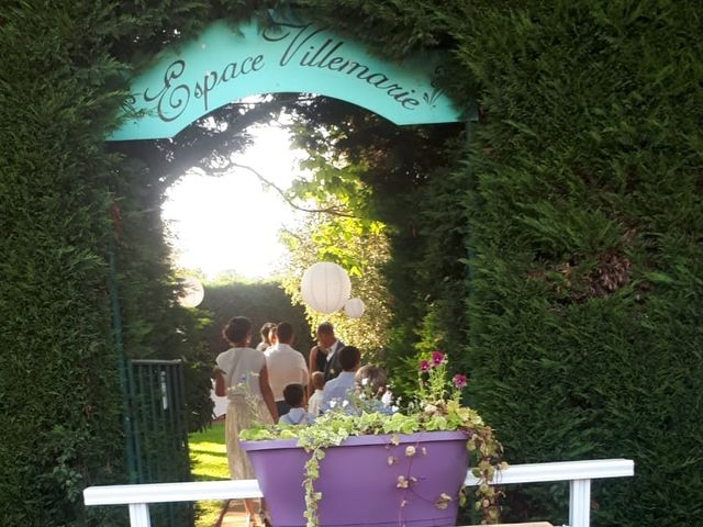 Le mariage de Laurent  et Julie à Lanton, Gironde 4