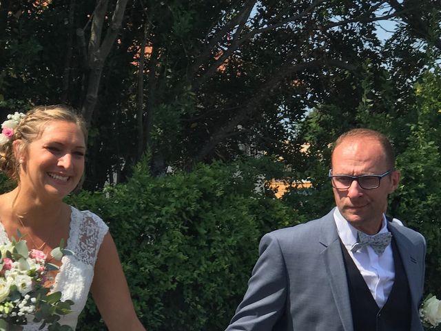 Le mariage de Laurent  et Julie à Lanton, Gironde 8