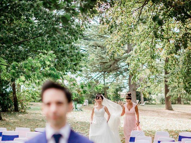 Le mariage de Gérald et Selyn à Saint-Geniès-Bellevue, Haute-Garonne 21