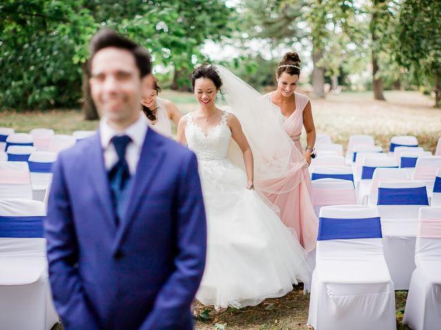Le mariage de Gérald et Selyn à Saint-Geniès-Bellevue, Haute-Garonne 22