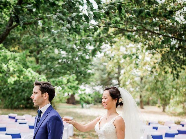 Le mariage de Gérald et Selyn à Saint-Geniès-Bellevue, Haute-Garonne 23
