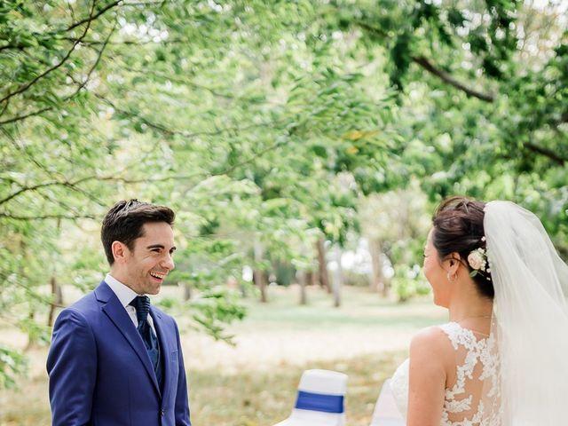 Le mariage de Gérald et Selyn à Saint-Geniès-Bellevue, Haute-Garonne 24