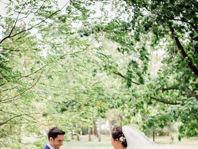 Le mariage de Gérald et Selyn à Saint-Geniès-Bellevue, Haute-Garonne 25