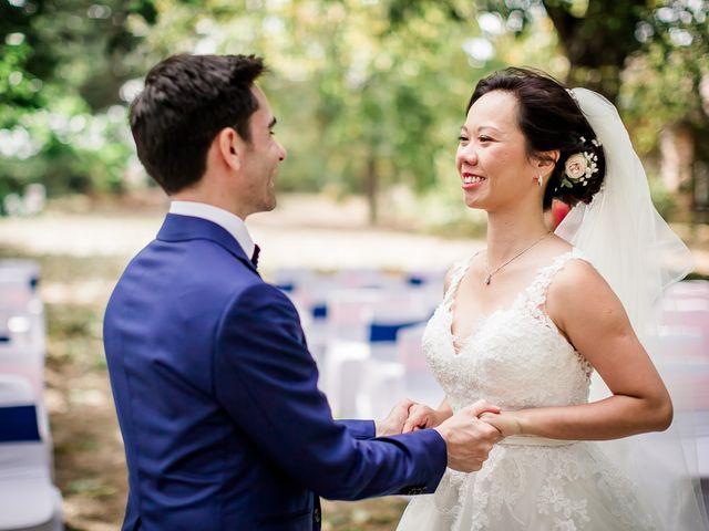Le mariage de Gérald et Selyn à Saint-Geniès-Bellevue, Haute-Garonne 26
