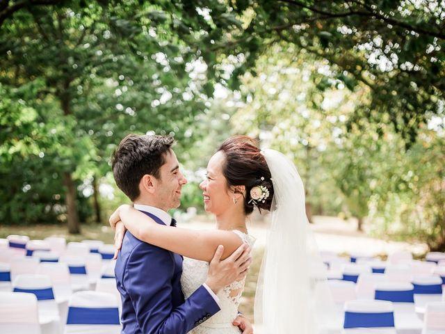 Le mariage de Gérald et Selyn à Saint-Geniès-Bellevue, Haute-Garonne 27