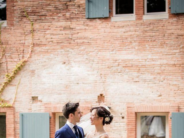 Le mariage de Gérald et Selyn à Saint-Geniès-Bellevue, Haute-Garonne 29
