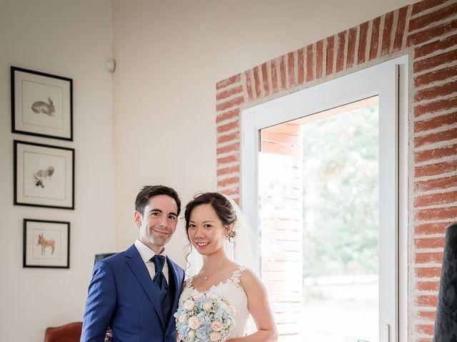 Le mariage de Gérald et Selyn à Saint-Geniès-Bellevue, Haute-Garonne 31