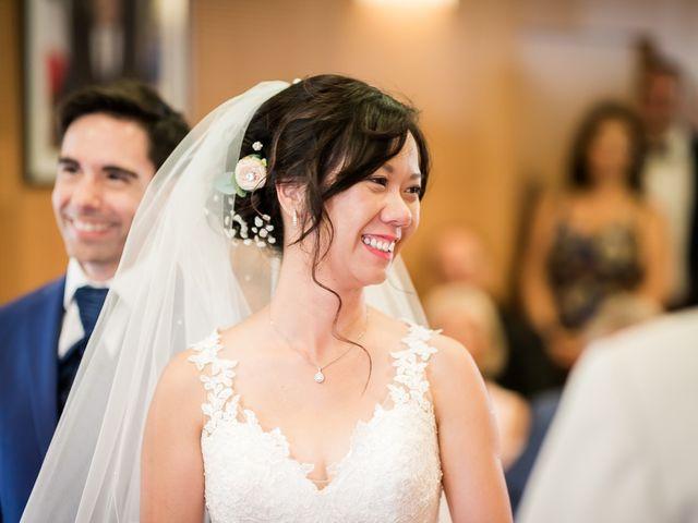 Le mariage de Gérald et Selyn à Saint-Geniès-Bellevue, Haute-Garonne 32