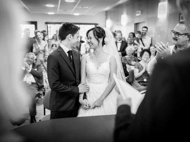Le mariage de Gérald et Selyn à Saint-Geniès-Bellevue, Haute-Garonne 35