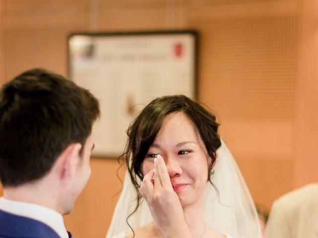 Le mariage de Gérald et Selyn à Saint-Geniès-Bellevue, Haute-Garonne 36