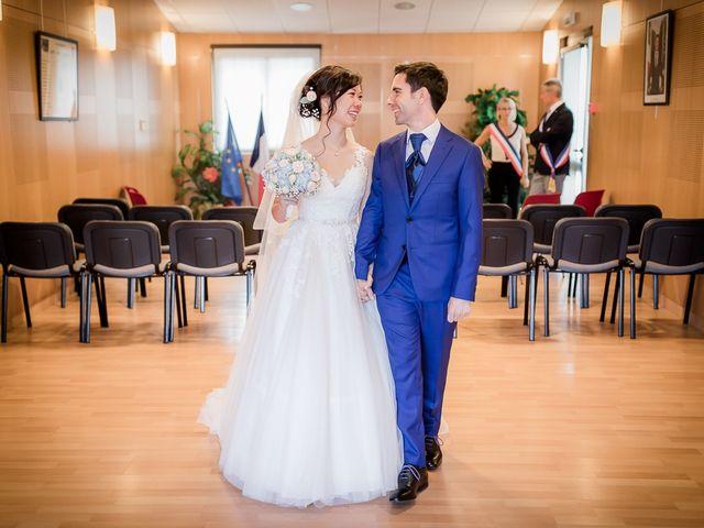 Le mariage de Gérald et Selyn à Saint-Geniès-Bellevue, Haute-Garonne 37