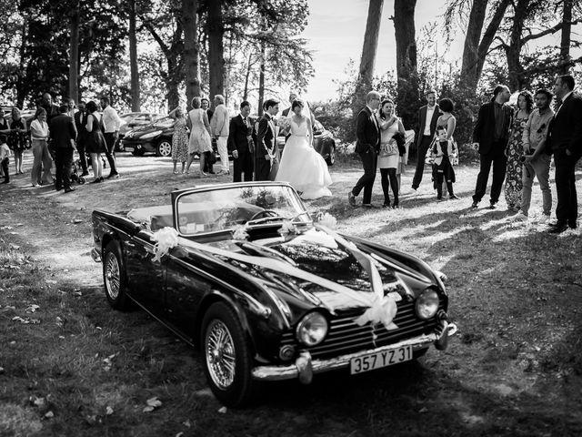 Le mariage de Gérald et Selyn à Saint-Geniès-Bellevue, Haute-Garonne 40