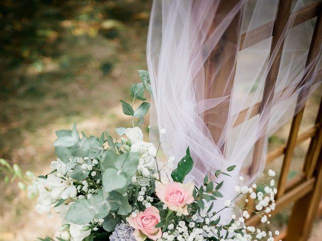 Le mariage de Gérald et Selyn à Saint-Geniès-Bellevue, Haute-Garonne 44