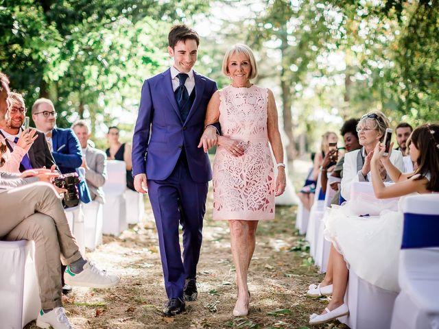 Le mariage de Gérald et Selyn à Saint-Geniès-Bellevue, Haute-Garonne 45
