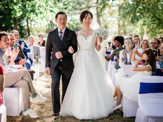 Le mariage de Gérald et Selyn à Saint-Geniès-Bellevue, Haute-Garonne 47