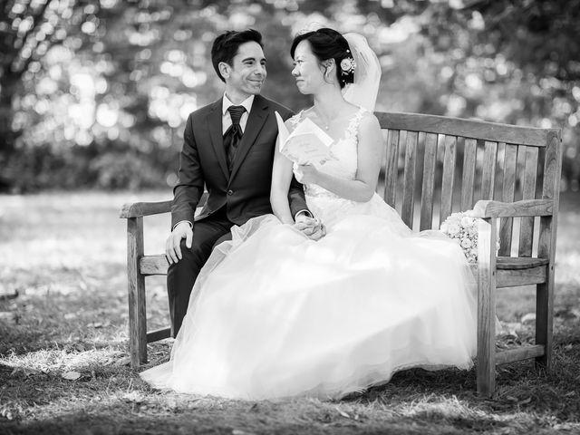 Le mariage de Gérald et Selyn à Saint-Geniès-Bellevue, Haute-Garonne 50