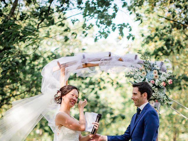 Le mariage de Gérald et Selyn à Saint-Geniès-Bellevue, Haute-Garonne 51