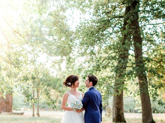 Le mariage de Gérald et Selyn à Saint-Geniès-Bellevue, Haute-Garonne 59