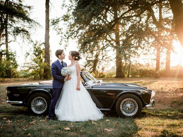 Le mariage de Gérald et Selyn à Saint-Geniès-Bellevue, Haute-Garonne 64
