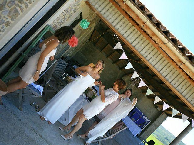 Le mariage de Julian et Léna à Limoux, Aude 28