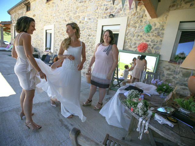 Le mariage de Julian et Léna à Limoux, Aude 16
