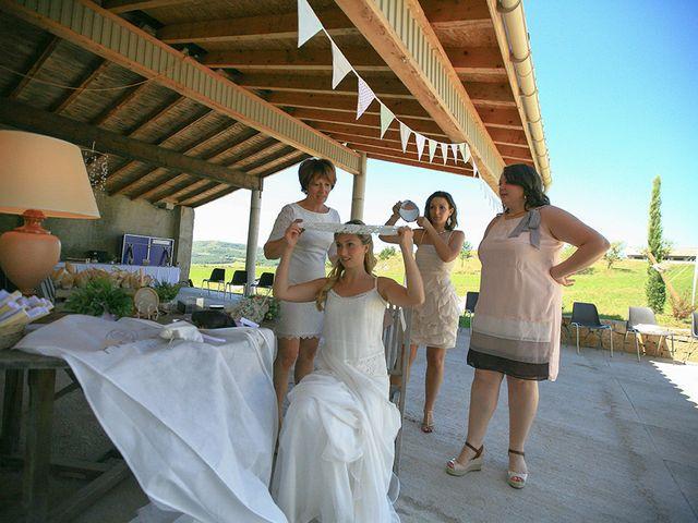 Le mariage de Julian et Léna à Limoux, Aude 18