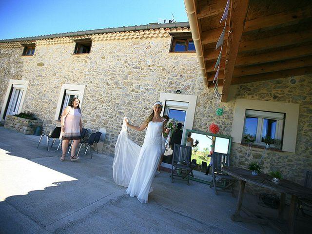 Le mariage de Julian et Léna à Limoux, Aude 29