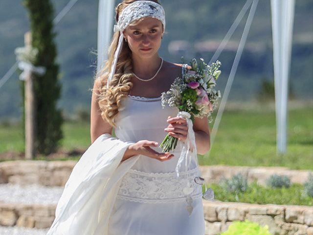 Le mariage de Julian et Léna à Limoux, Aude 31
