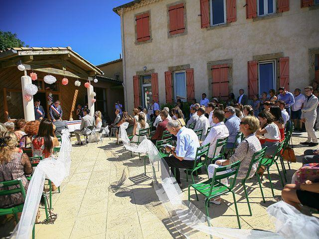 Le mariage de Julian et Léna à Limoux, Aude 34