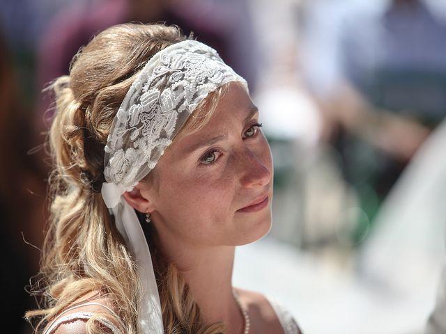 Le mariage de Julian et Léna à Limoux, Aude 35