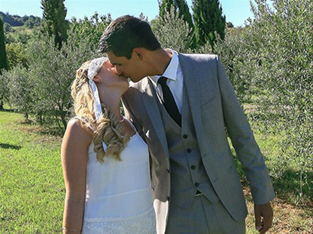 Le mariage de Julian et Léna à Limoux, Aude 49