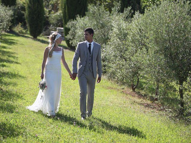 Le mariage de Julian et Léna à Limoux, Aude 40