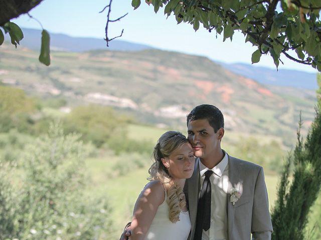 Le mariage de Julian et Léna à Limoux, Aude 43