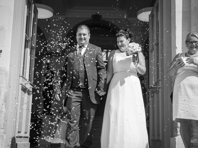 Le mariage de Cédric et Jenny à Châtellerault, Vienne 1