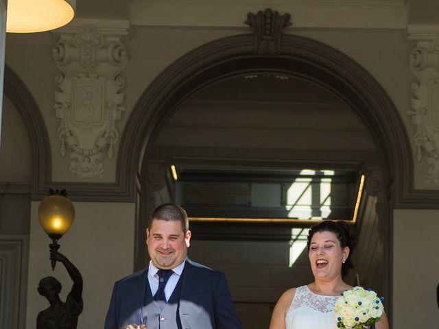 Le mariage de Cédric et Jenny à Châtellerault, Vienne 3