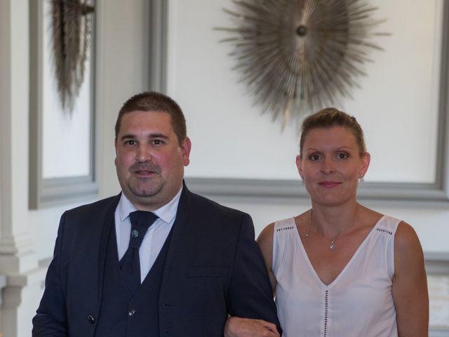 Le mariage de Cédric et Jenny à Châtellerault, Vienne 5