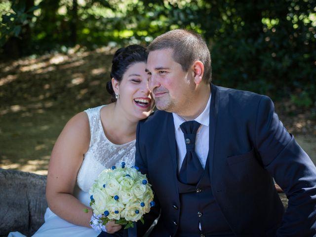 Le mariage de Cédric et Jenny à Châtellerault, Vienne 17