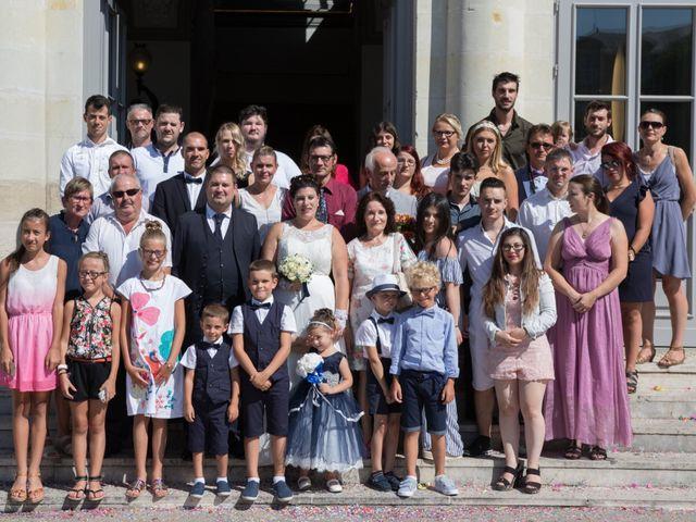 Le mariage de Cédric et Jenny à Châtellerault, Vienne 18
