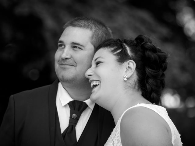 Le mariage de Cédric et Jenny à Châtellerault, Vienne 20