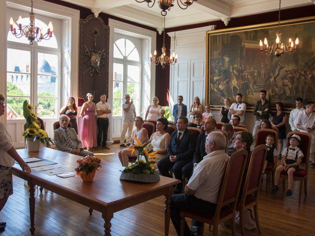 Le mariage de Cédric et Jenny à Châtellerault, Vienne 27