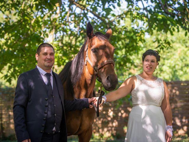 Le mariage de Cédric et Jenny à Châtellerault, Vienne 32