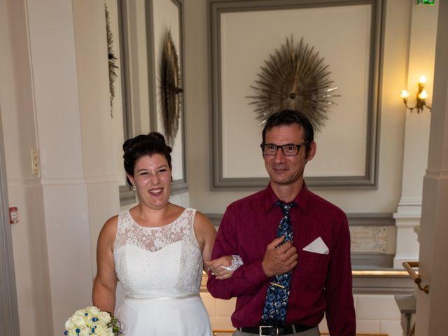 Le mariage de Cédric et Jenny à Châtellerault, Vienne 36